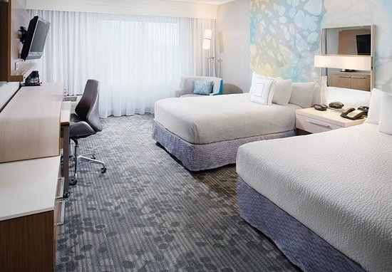 Sandston, Вирджиния: Double/Double Guest Room