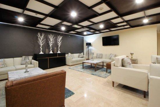 San Pedro Garza Garcia, México: Lobby Lounge