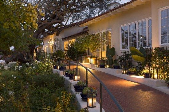 Rancho Santa Fe, CA: Main Entrance