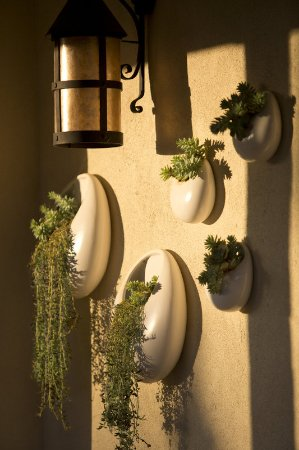 Rancho Santa Fe, CA: Entrance