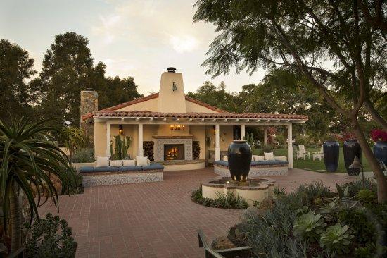 Rancho Santa Fe, CA: Arrival