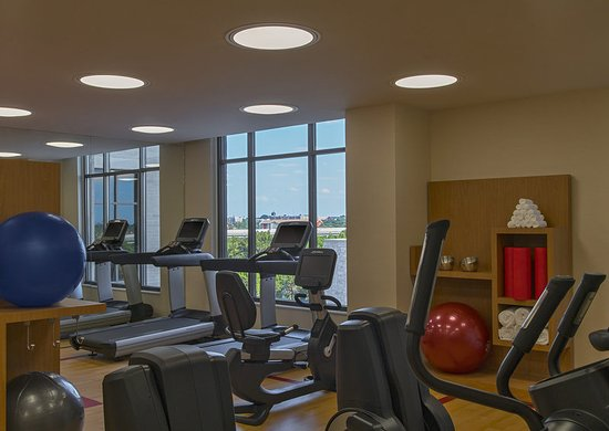 Georgetown, TX: Sheraton Fitness Center