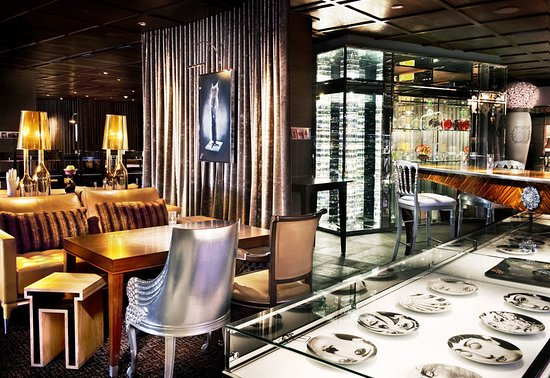 SLS Hotel, A Luxury Collection Hotel, Beverly Hills: The Bazaar by Jose Andres - Bar Centro/Moss