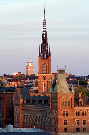 Sheraton Stockholm Hotel: Local Attractions