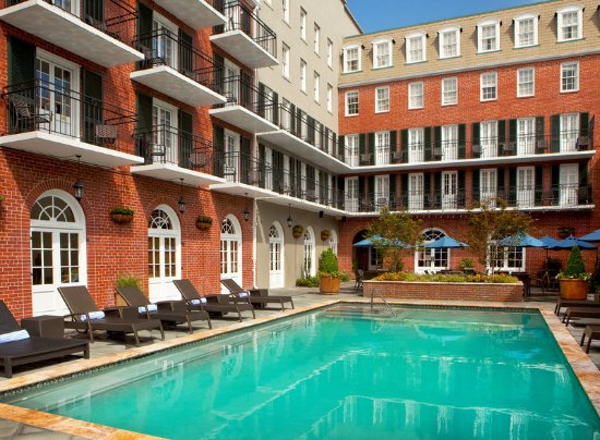 Four Points By Sheraton French Quarter: Courtyard Pool 1