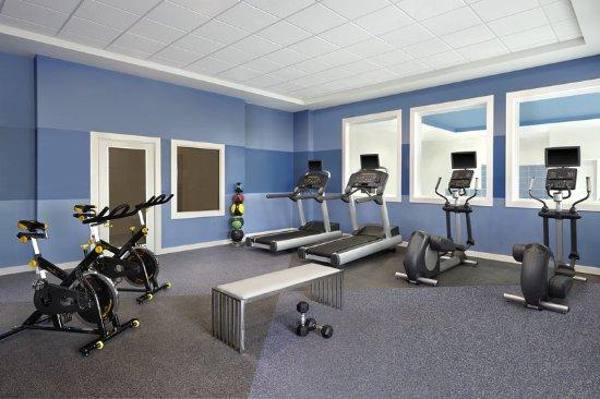 Nisku, Kanada: 24 Hour Fitness Centre