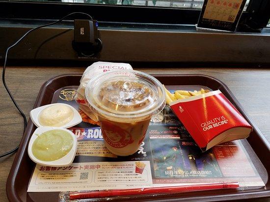 ファーストキッチン・ウェンディーズ 上野浅草口店, 20170923_103348_large.jpg