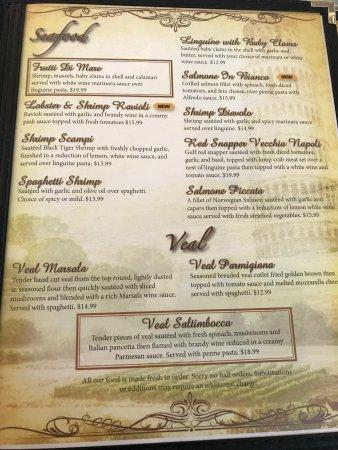 Italian Restaurants In Copperas Cove Texas