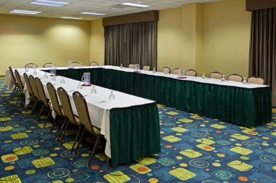 Independence, Ohio: Meeting room set Ushape