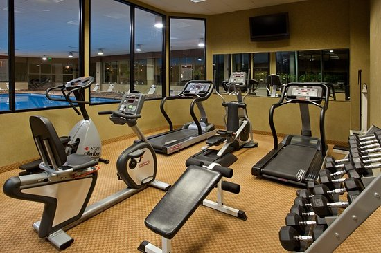 Independence, Ohio: Work out in our fitness center