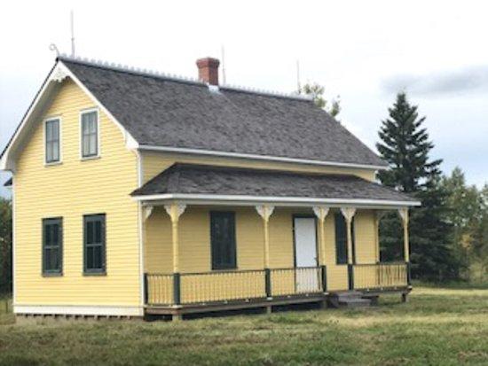 Sherwood Park, Canada: Stelmach House