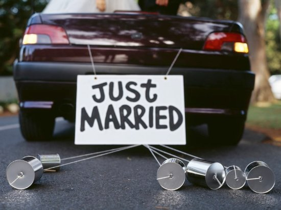 Lakewood, CO: Just Married