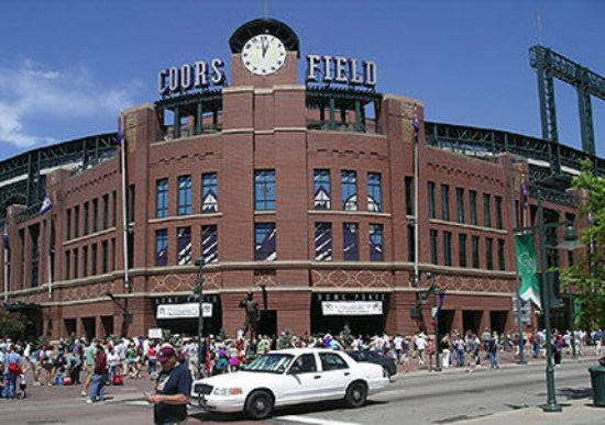 Lakewood, Κολοράντο: Coorsfield downtown Denver The Place to Be