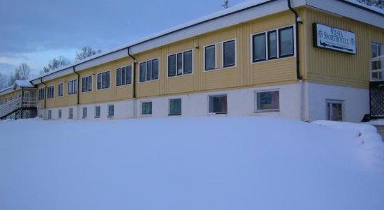 Εσκιλστούνα, Σουηδία: Exterior