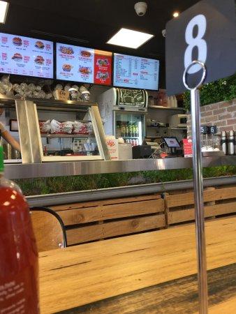 Cabramatta, Avustralya: PLENTY OF SEATING & WAITING FOR ORDER
