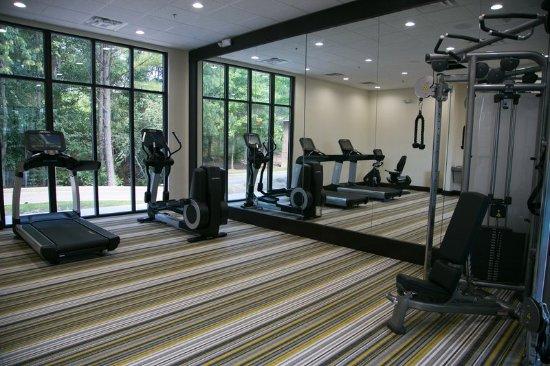 Homewood, AL: Fitness Center