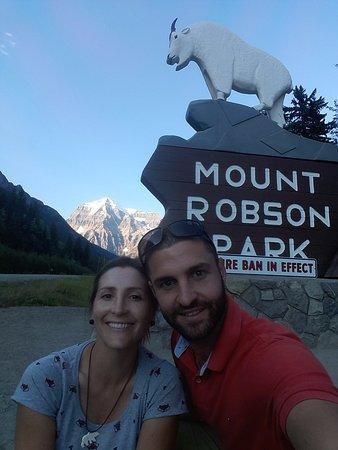 Mount Robson, Kanada: Chegando no Parque