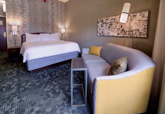 Wausau, WI: King Guest Room