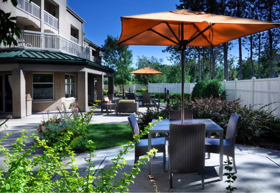 Wausau, WI: Outdoor Terrace
