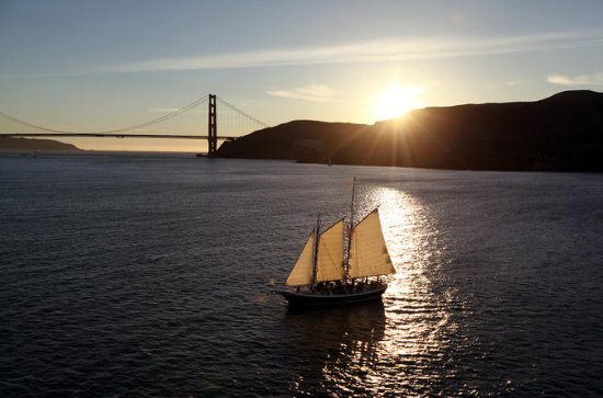 Saturday Sunset Sail on the San...