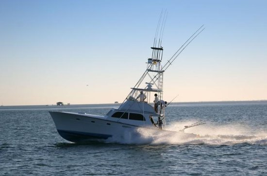 Private Fishing Charter in Cancun