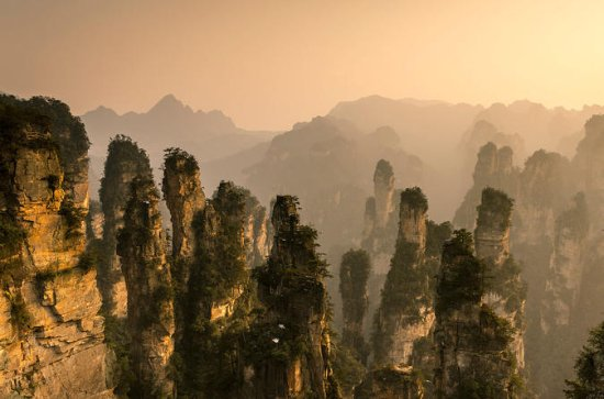Private 3-Day Zhangjiajie National...