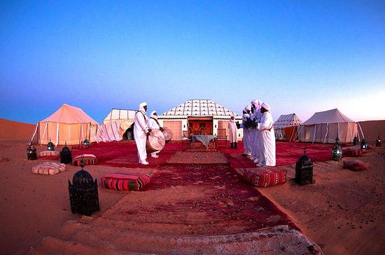 3 dagar privat resa till Marrakech ...