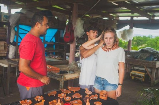 Clay-Making and Culture Fiji Tour...