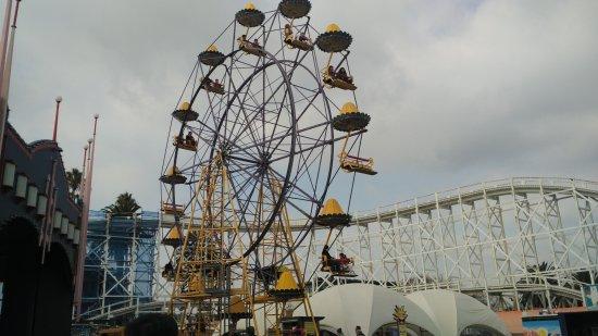 St Kilda, Australien: wheel of life