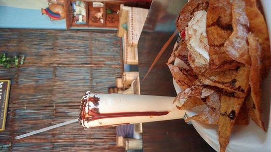La Danta Cafe & Restaurante: Me encantaron estas cepas.. Y las bebidas con café