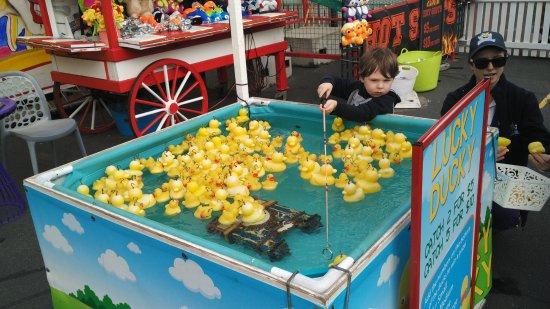 St Kilda, Australien: kids game