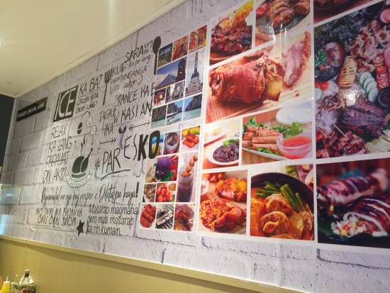 in the restaurant area - Picture of Panlasang Pinoy, Kogarah