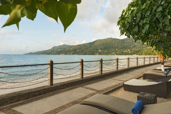 Bel Ombre, Seychelles: Beachfront
