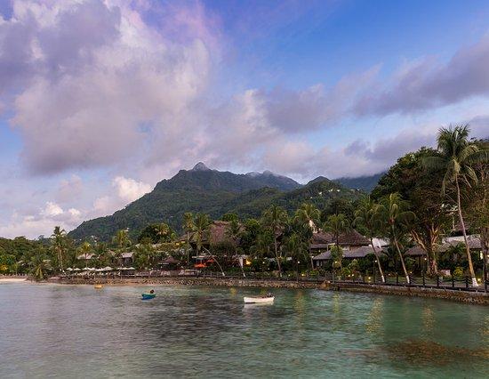Bel Ombre, Seychelles: Hotel view