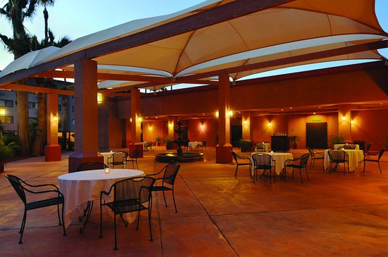 Casa Grande, AZ: Covered Patio