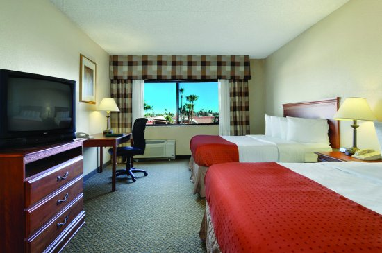 Casa Grande, AZ: Double Queen Guest Room