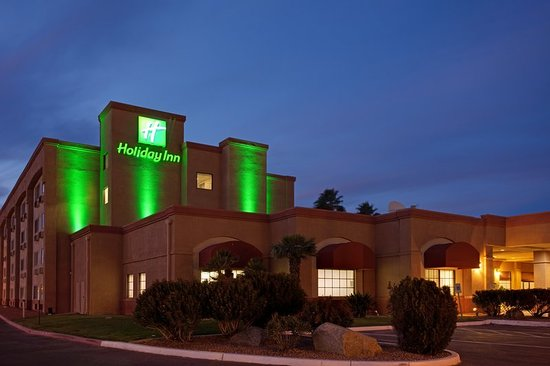 Welcome to Holiday Inn Casa Grande