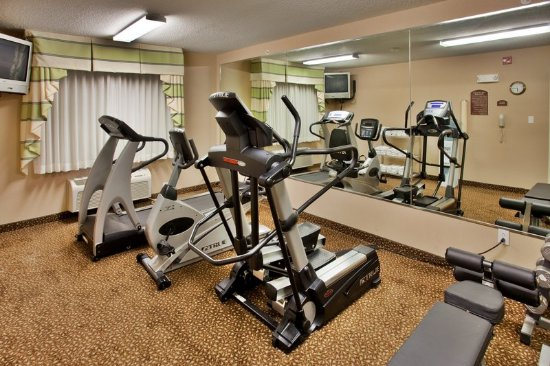 Warrenton, MO: Fitness Center