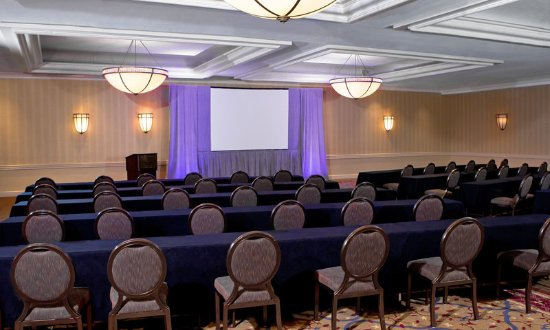 Reston, VA: Diamond Ballroom - classroom setup