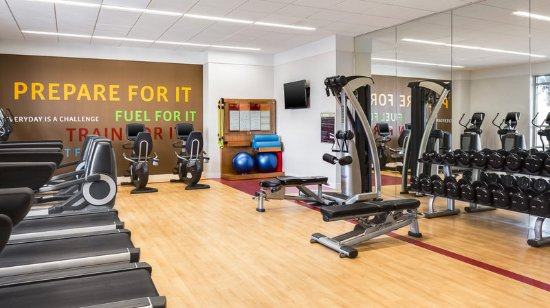 Overland Park, KS: Sheraton Fitness