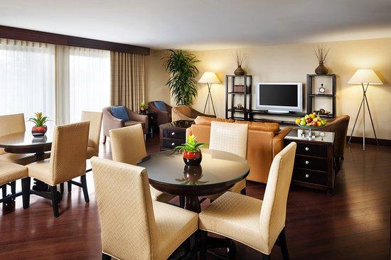 Brookfield, WI: Sheraton Club Lounge