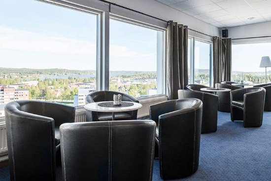 Boden, Suécia: Sitting area