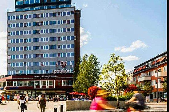 Boden, Suécia: Exterior