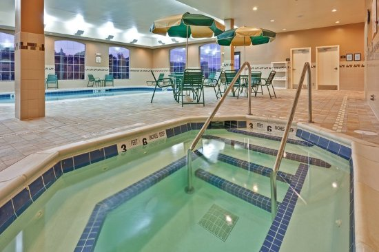 Swimming Pool Picture Of Staybridge Suites Rochester