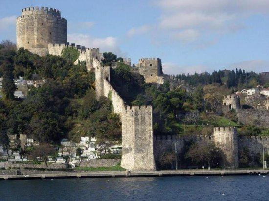 Sheraton Istanbul Atakoy Hotel : Castles
