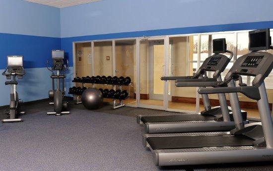 Cambridge, Canadá: Fitness Center