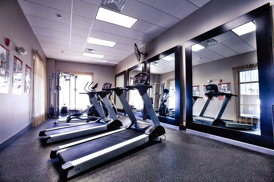 Holiday Inn Express & Suites Amarillo West: Fitness Center