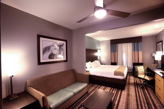Holiday Inn Express & Suites Amarillo West: Simply Suite !