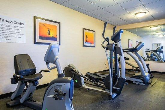 Carmel, IN: Fitness Center