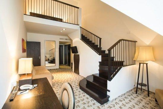 Buda Castle Fashion Hotel: Duplex Suite